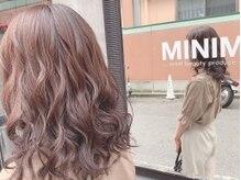 ミニムトータルビューティープロデュース(MINIM total beauty produce)