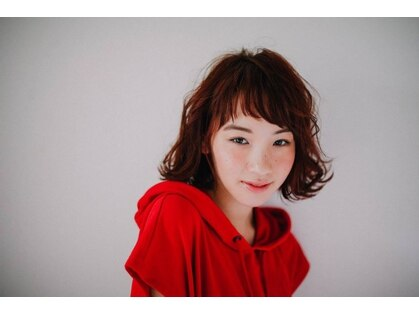 ポッシュ 原宿店(HAIR&MAKE POSH)の写真