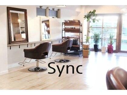 シンク(Sync)の写真