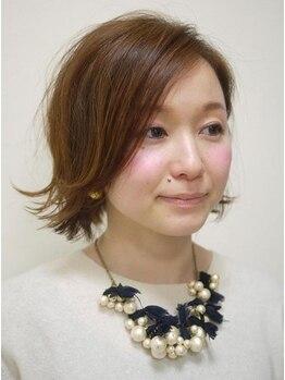 ジャイロ(GYRO)の写真/【カット+内部修復トリートメント¥4320】あなたの髪に責任を持って担当するので,リピート率の高さが自慢♪
