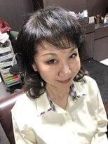 ヘアーカルチャー おゆみ野店(HAIR CULTURE)ふあゆるカリースタイル