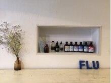 フル(Flu)の雰囲気(8種類のオーガニックシャンプーを用意しています♪)