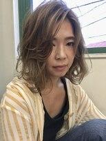 マハナ(Mahana by hair)*人気のレイヤースタイル*