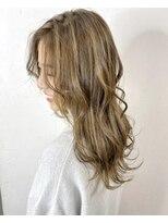 ソース ヘア アトリエ 京橋(Source hair atelier)【SOURCE】ブリリアントベージュ