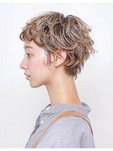 アルテヘアー(arte HAIR)【arte HAIR】ショートパーマスタイル