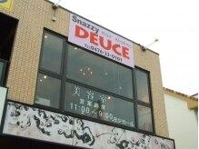 デュース ヘアーメイクス(DEUCE Hair Makes)の雰囲気(2Fにお店はあります☆)