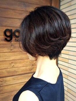 """ゴエン(goen hair lounge)の写真/[与野駅3分]あなたの悩みを解決し""""なりたい女性像""""を叶える… 本当に求めているモノを見つけます"""