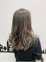 ヘアーサロン エール 原宿(hair salon ailes)(ailes 原宿)style467 スモーキーグラデーションアッシュ