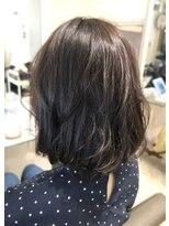 リリー ヘアーデザイン(Lilly hair design)2Wayボブ×グレージュ