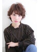 20代・30代・40代ひし形ふんわりショートスタイル☆