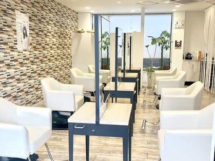 コワフュールトーリ フジグラン店(COIFFURE TORI)の写真