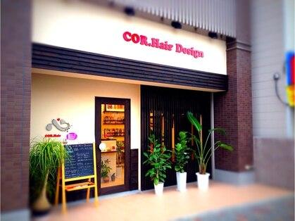 コルヘアデザイン(COR.Hair Design)の写真