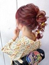 ヘアセットアンドメイクアップ シュシュ(Hair set&Make up chouchou)