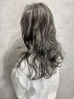 アルマヘア(Alma hair)アイス☆グレー