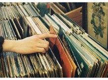 音楽、本、アロマ・・・非日常を体感してください