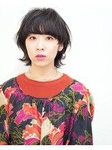 アルベリー ヘアーアンドスパ 浜松上島店(ALBELY hair&spa)Spring mash short.