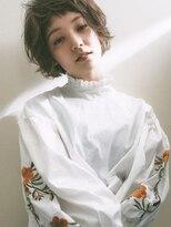 マイ ヘア デザイン(MY hair design)MY hair design 外ハネマッシュショート