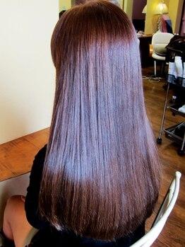 コーデリア(CORDELIA)の写真/【リンケージトリートメント取扱店★】髪の芯まで、潤い成分をチャージ!カラーの発色も色持ちも◎