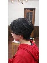 ヘアークローバー(Hair Clover)ハンサムショート