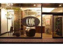 アトリエ ヘア デザイン コル(atelier hair design COR)の雰囲気(お車をご利用の方は事前にご連絡ください。)