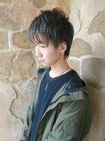 【151e 戸塚】*ショートレイヤー+ソフトツーブロック*