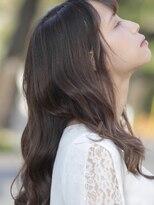 カインド 南青山(hair&make up KIND)ミルキーブラウンカラー 【ウェーブパーマOK】