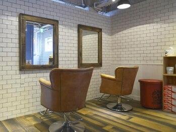 ディライト ディーシネマ 大阪店(Delight D CINEMA)の写真/【中崎町】4フロア構成のDelightD-CINEMA《1F:Life style shop 2F:Nail salon 3F:salon 4F:special room》