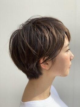 アビアント(a bientot)の写真/白髪を魅力に変えるカラーなら[a bientot]◇頭皮に優しい薬剤とこだわりの技術で理想の色味を実感♪