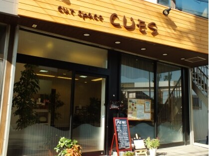 カット スペース キューズ(cut space CUES)の写真