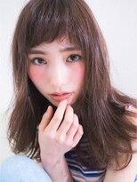 マイ ヘア デザイン(MY hair design)MY hair design ラフカールミディ by 堀研太