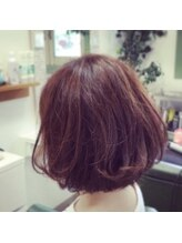 サンクチュアリ フォー ヘアー(SANCTUARY for Hair)グラデーションボブ