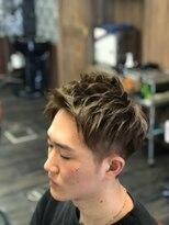 ヘアショップジャマー(Hair shop JAMMER)ベリーショート