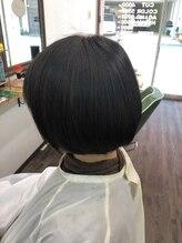 フィレール(Filer)縮毛矯正+ボブ