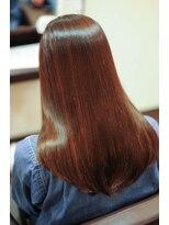 ヘアケアサロン シェーン(hair care salon Schon)ツヤツヤモンブランカラーで、キレイなツヤ髪に