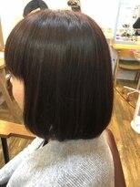 ヘアスペース ルーツ(Hair space Roots)ボブ