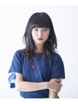 ヘアメイク アプト コンビネーション(HAIR MAKE apt combination)ミディアムスタイル