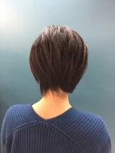 ライブヘアー セック 南柏店(Live Hair SEC)ショートボブ