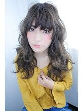 サボン ヘア デザイン カーザ(savon hair design casa+)無敵☆ニュアンスロング