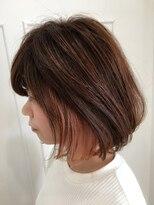 【Lead Hair】インナーカラーピンク