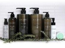エノア 銀座(ENORE)の雰囲気(くせ毛、縮毛矯正専用のヘアケア商品で徹底サポート致します。)