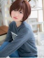■mod's上尾11-6★■大人かわいいガーリー 小顔マッシュボブ