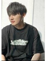アイリーヘアデザイン(IRIE HAIR DESIGN)【IRIE HAIR赤坂】韓流ナチュラルマッシュヘア×ツーブロック