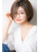 ★20代30代40代◎小顔丸み女子フレンチボブ【Linona/リノナ】