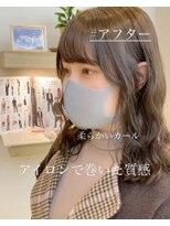 アピッシュ アオヤマ(apish AOYAMA)新デジタルパーマ