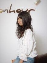 美容室 ボヌール【ボヌール】愛されナチュラルミディアム【オーガニック】