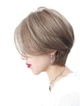 クールドセリエ 新宿南口店(Coeur de cellier)の写真/お客様の髪質・骨格を見極め、一番似合うスタイルをご提案◎似合わせ×トレンドヘアでお手入れ簡単に可愛く