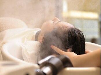 コラゾン イオンモール長久手店(Corazon)の写真/【イオンモール長久手】頭皮を贅沢にケア。美しい髪の成長を助け頭皮のお悩みを解消します♪
