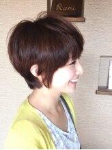 ラニー ヘアーアンドスパ(Rani hair&spa)☆Rani☆ママだって可愛くショート