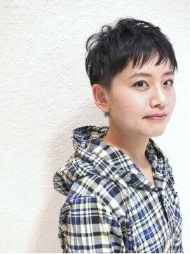 プラントヘアー(Plant hair)【Plant hair】 mannish style