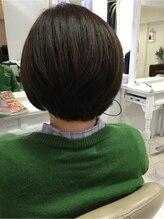 くせ毛のためのパーソナルカット